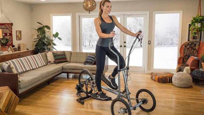 Why People Are Turning to Outdoor Elliptical Bikes for Exercise 1