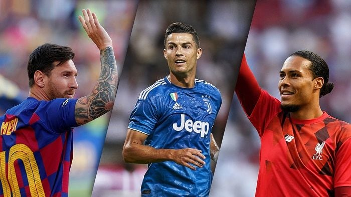 The Ten Best Soccer Players of 2021