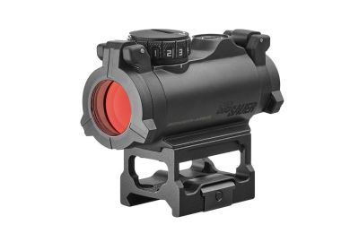 What is the Best Sig Sauer Romeo Red Dot Sight for a Sig 556xi Rifle