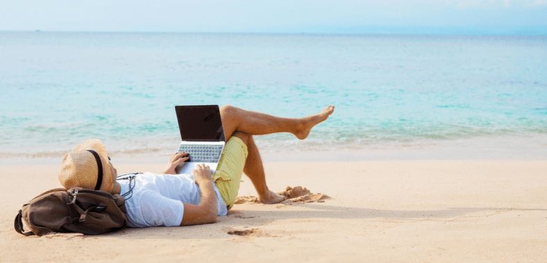 Work from Anywhere in the World Online