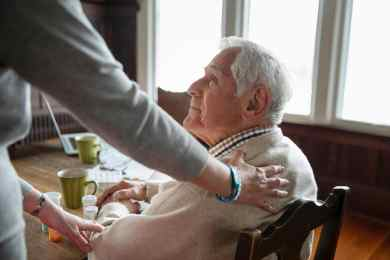 Caring for a Senior Relative at Home