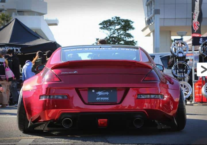350z Spoiler Side Skirts And Rear