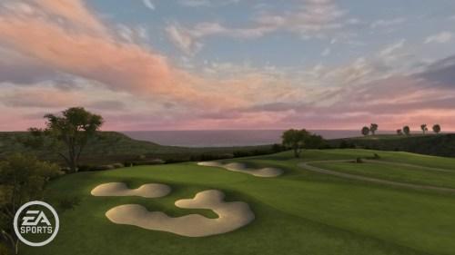 Malerische Aussicht (TIGER WOODS PGA TOUR 10)