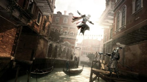 Assassin's Creed 2: Ezio killt in Venedig