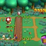 New Super Mario Bros. Wii: die altbekannte Weltkarte
