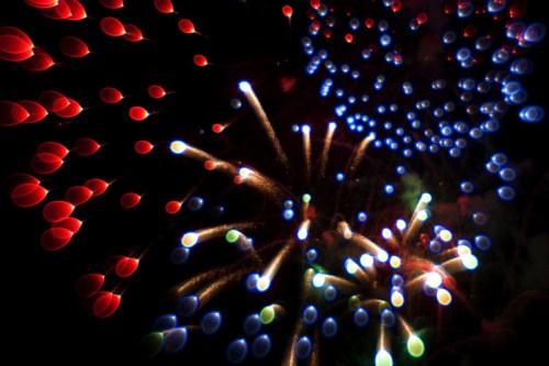 Ein frohes neues Jahr wünscht das Team von Zockwork Orange