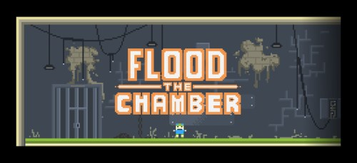 Floof the Chamber Titelscreen