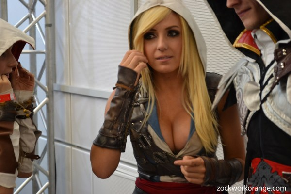 Jessica Nigri - Assassin's Creed - gamescom