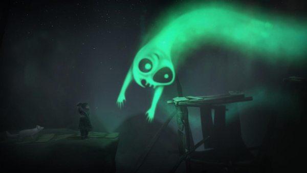Never Alone - Polarlichter