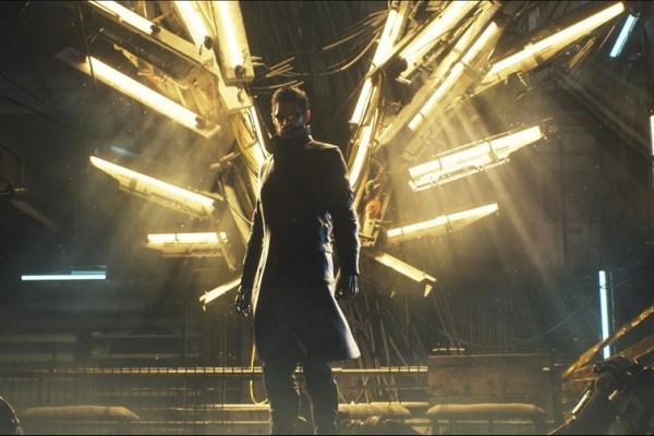 gamescom 2015: Deus Ex Mankind Divided