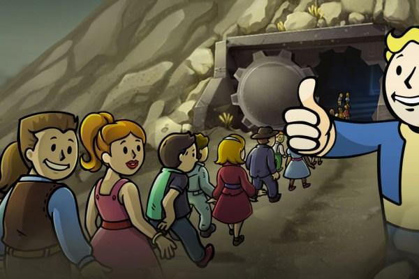 Fallout Shelter Header