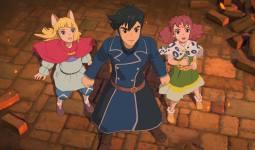 Screenshot: Ni No Kuni: Revenant Kingdom - PS4
