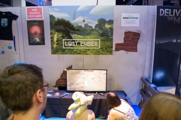 Indie Arena Booth 2016: Lost Ember
