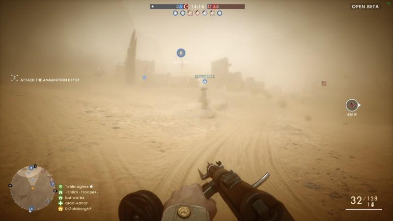 Battlefield 1 - Sandsturm