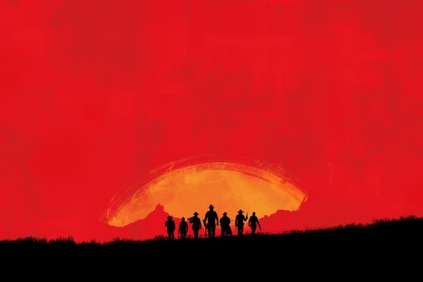 Rockstar Games Teaser: Red Dead Redemption 2