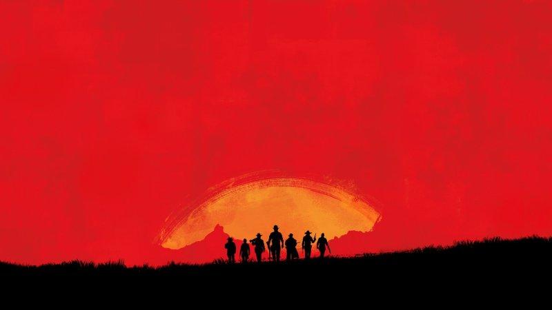 Rockstar Games Teaser: Red Dead Redemption 2