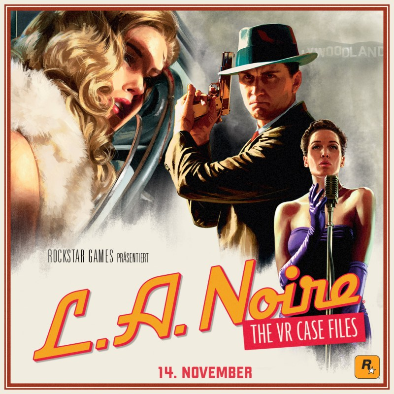 L.A. Noire VR Case Files