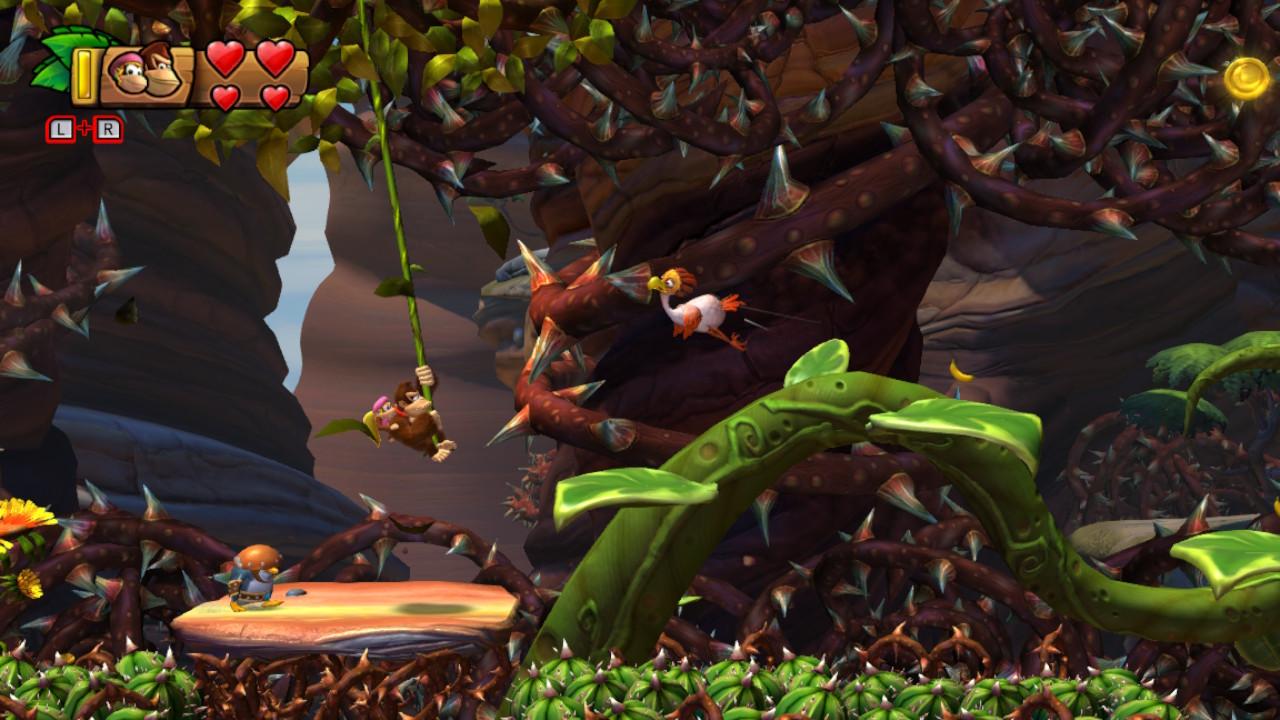 Donkey Kong Country Tropical Freeze Screenshot 02