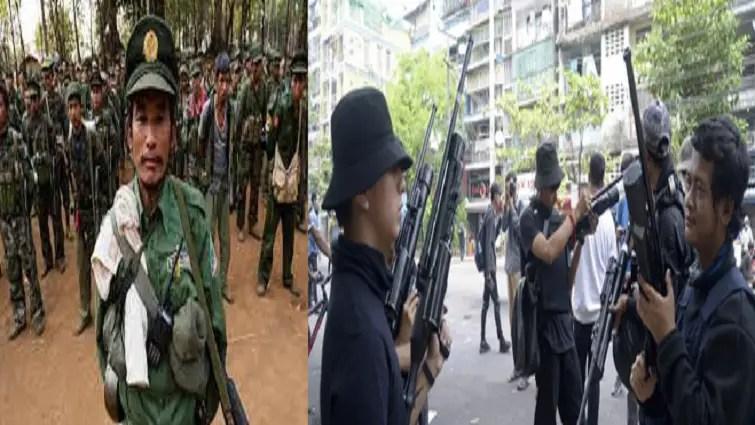 CDF- Mindat Le Ralkap I Kahnak A hnu Bik ThawngFiang - ZODAILYNEWS
