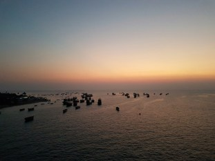 View of Rameshwaram from NH49
