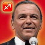Frank Sinatra zodiac sign
