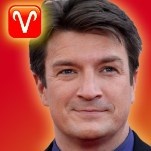 nathan fillion zodiac sign