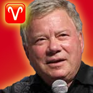 William Shatner zodiac sign