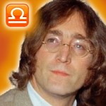 john lennon zodiac sign libra