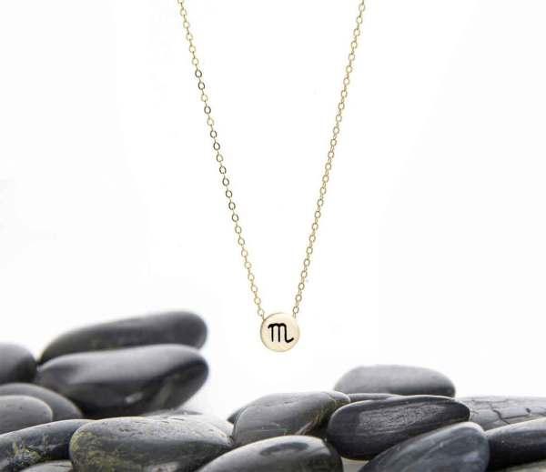 Scorpio Necklace