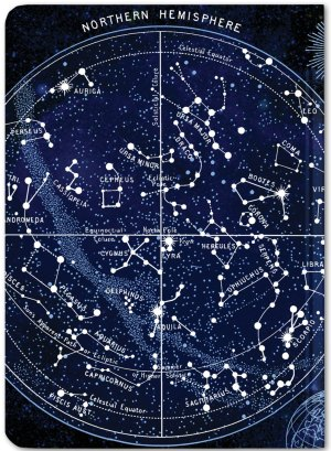 Constellation Journal Back