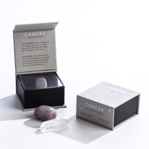 Cancer Zodiac Mini Gemstone Pack