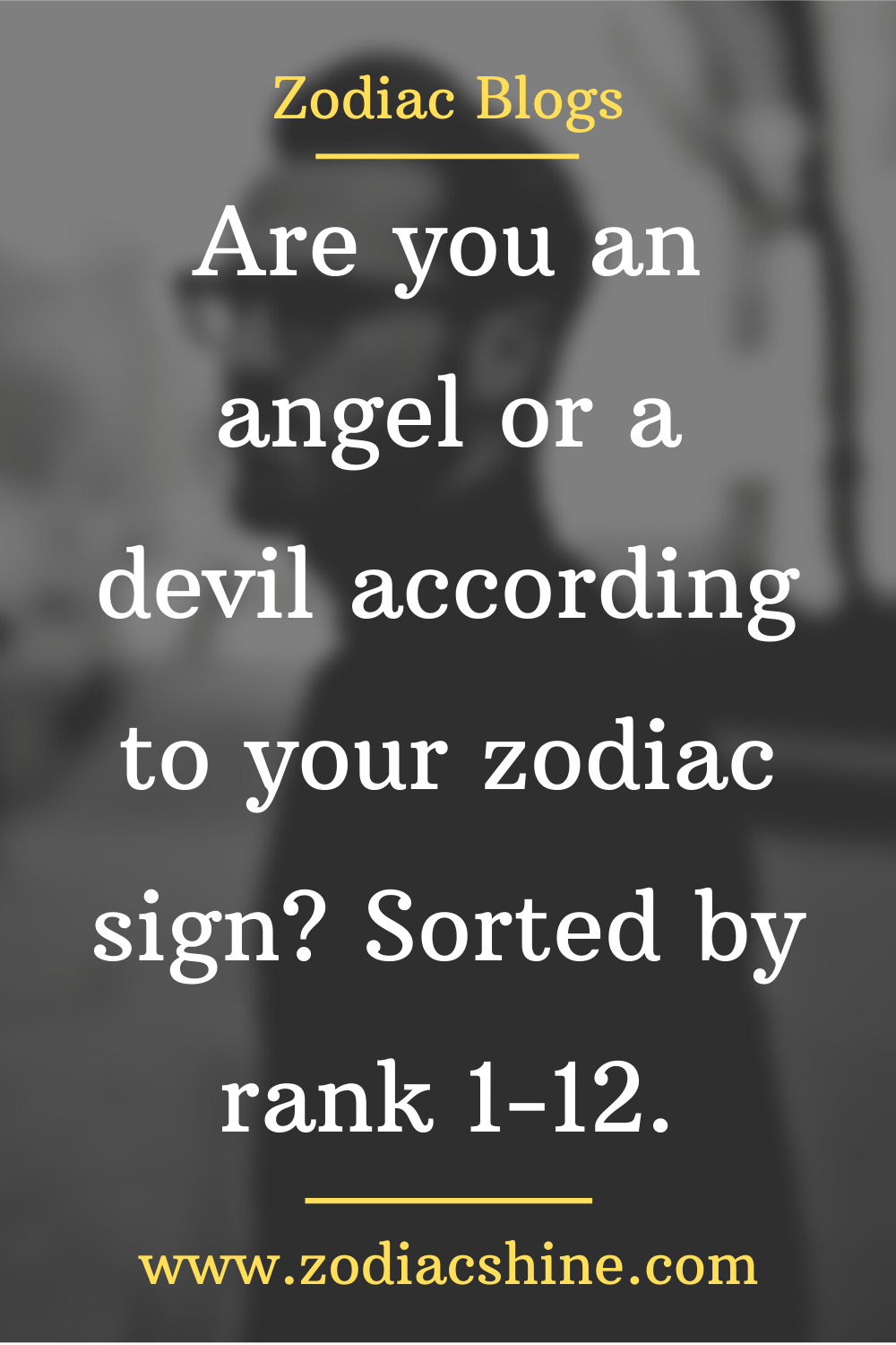 What zodiac sign am i really