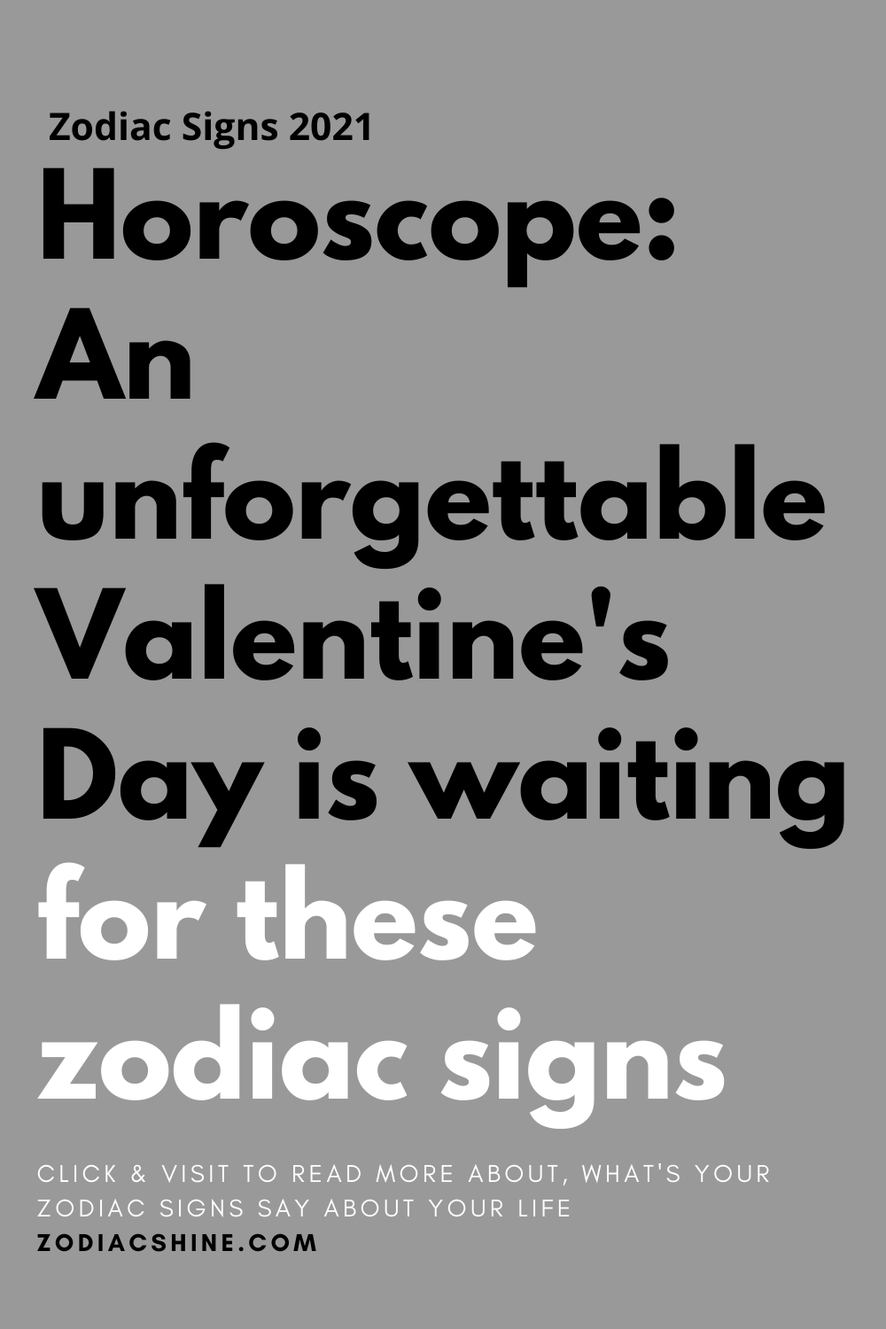 Horoscope: An unforgettable Valentine's Day is waiting for these zodiac signs