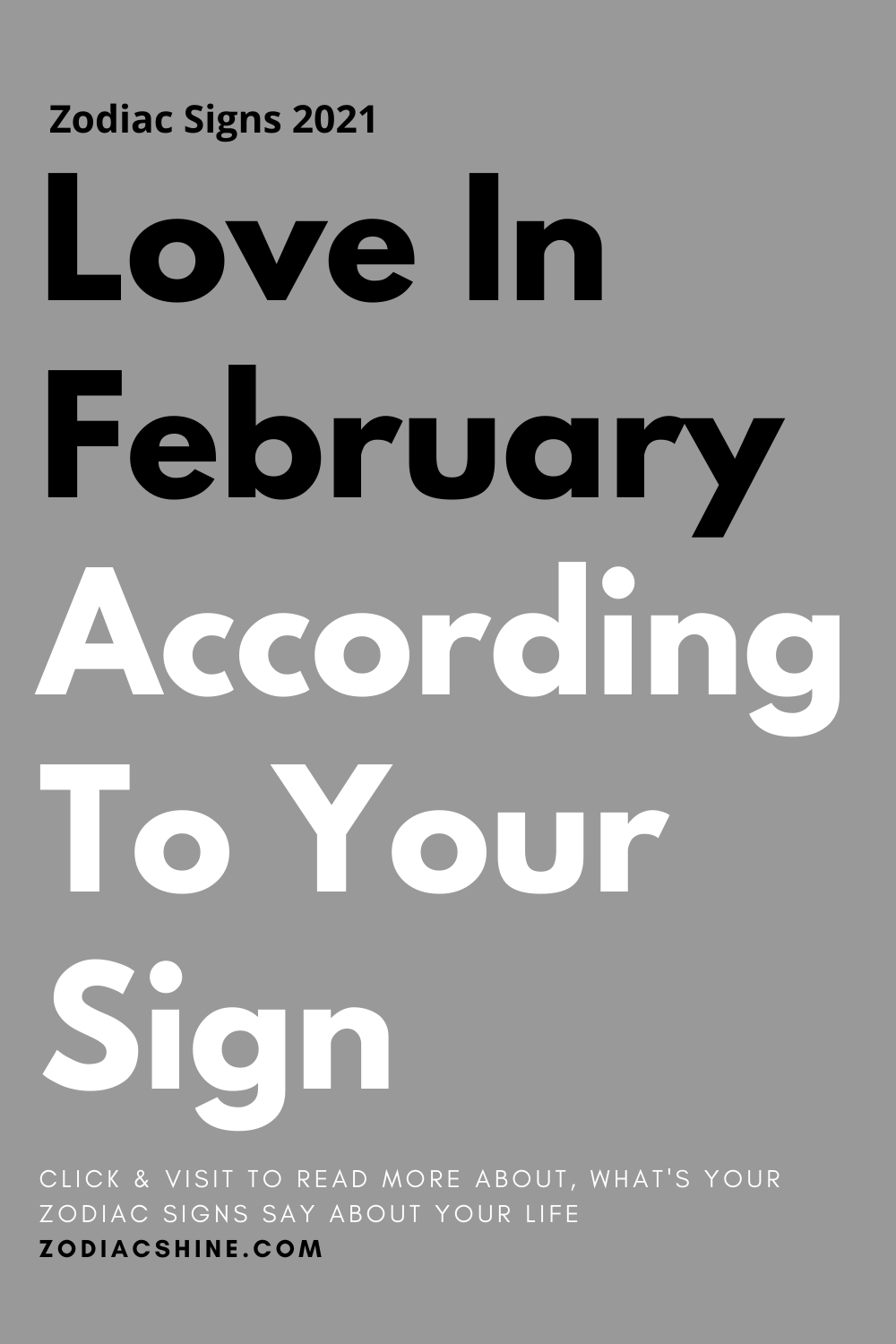 Love In February According To Your Sign