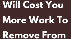 The Sign That Will Cost You More Work To Remove From Your Heart