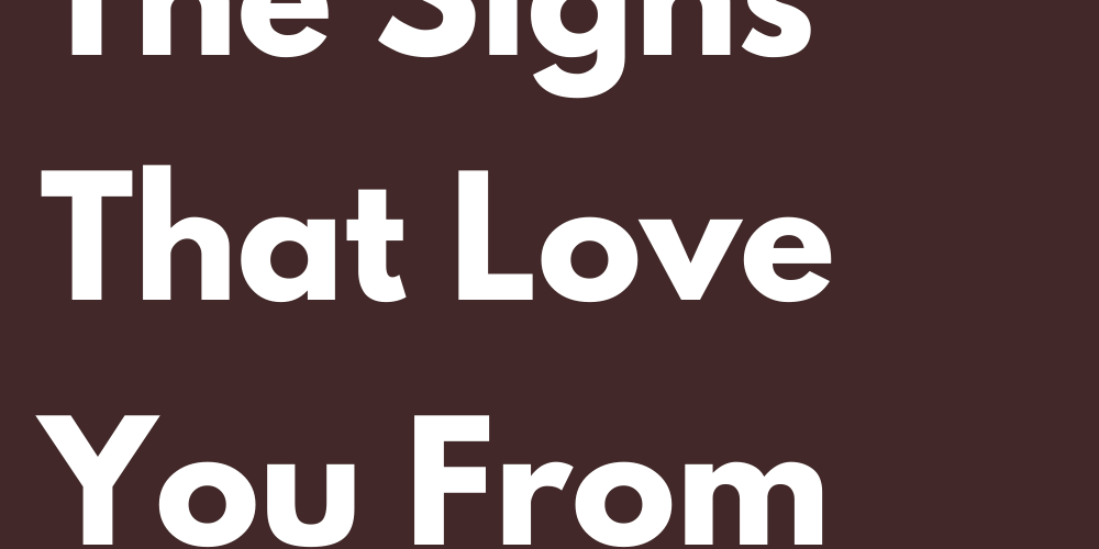 Ranking Of The Signs That Love You From The Bottoms