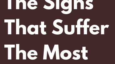 Ranking Of The Signs That Suffer The Most Infidelities