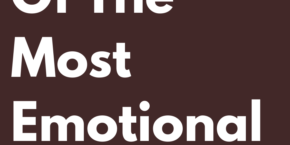 Ranking Of The Most Emotional Signs