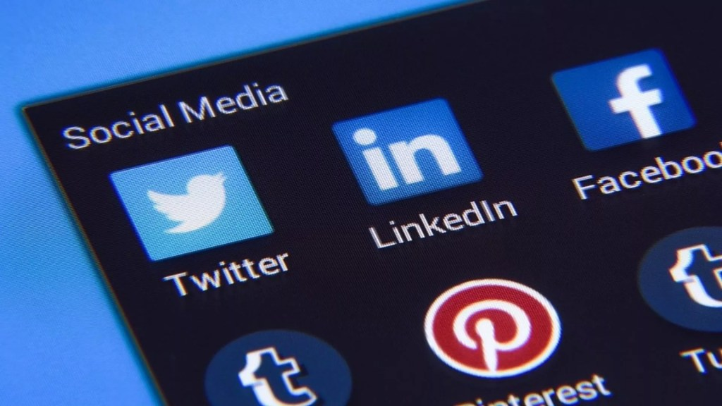 Limit Social Media Activities