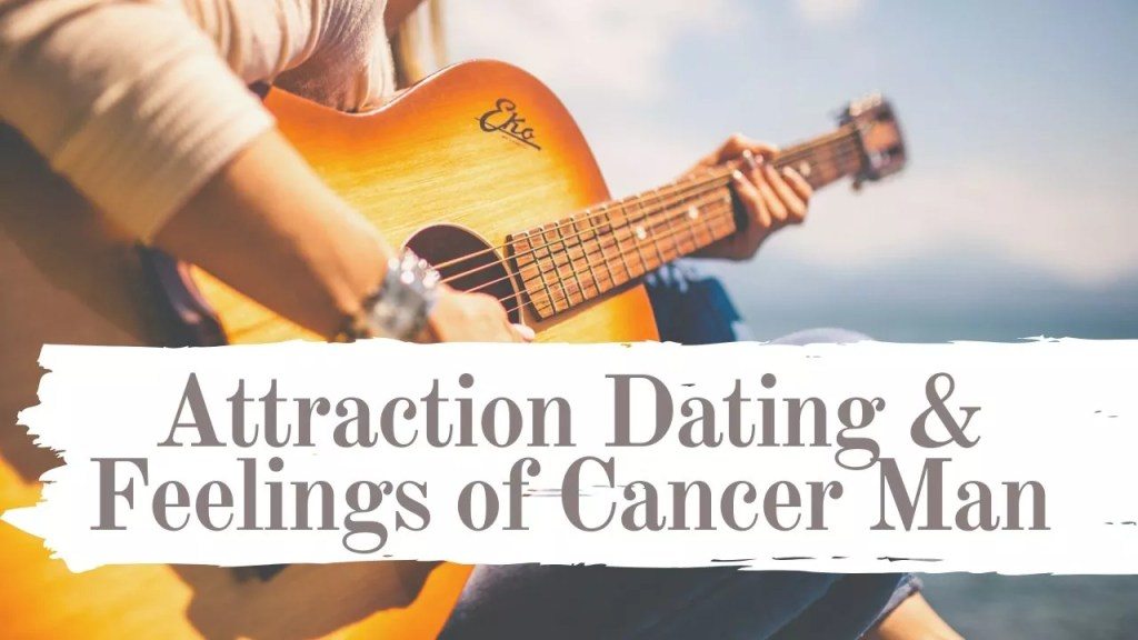 Dating and Attracting a Cancer Guy