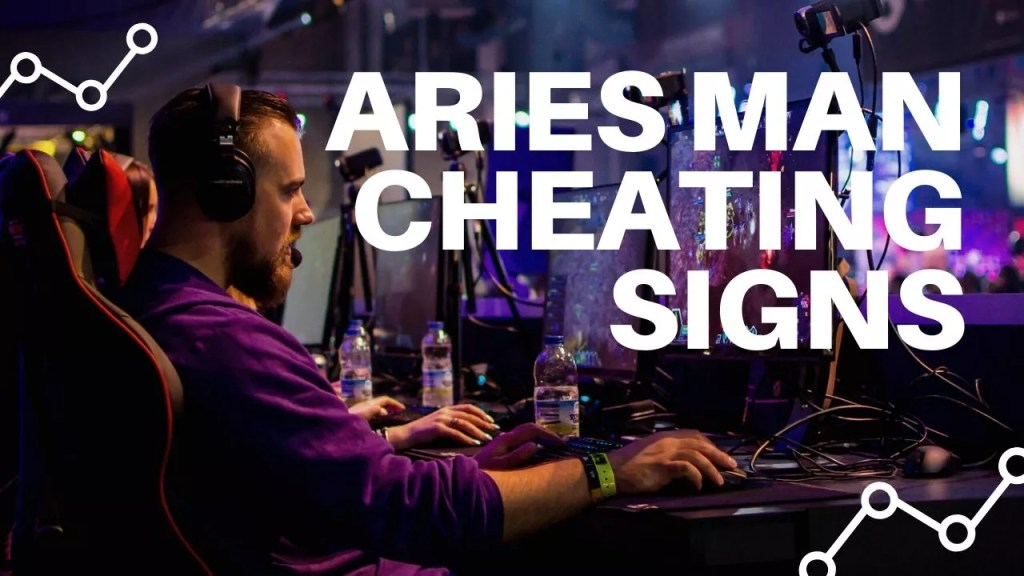 Aries Man Cheating Signs