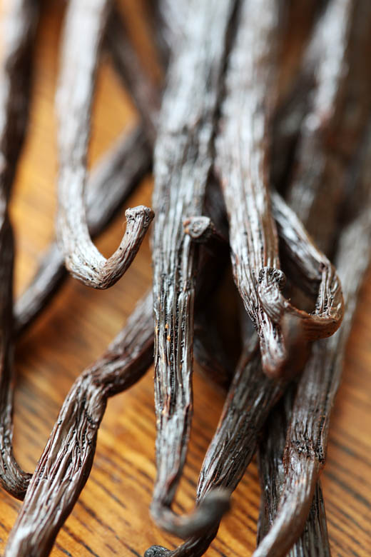 Vanilla beans - photo by Zoë François
