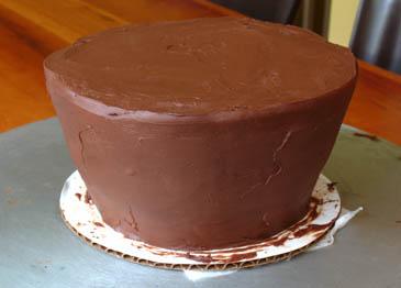 Chocolate Cake | ZoëBakes | Photo by Zoë François