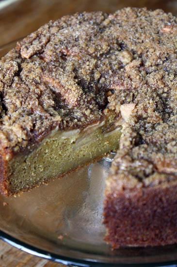 Apple Pumpkin Cake Recipe | ZoëBakes | Photo by Zoë François