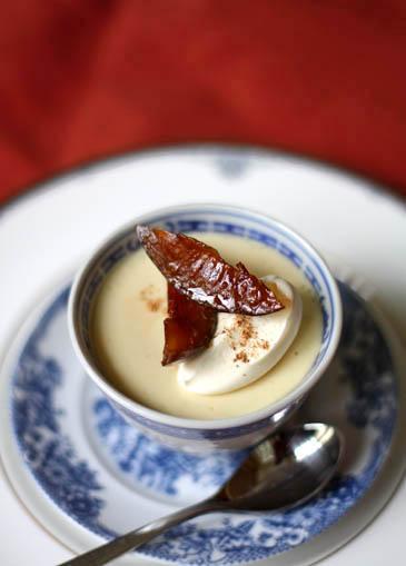 Creamy Chai Cheesecake Recipe | ZoëBakes | Photo by Zoë François