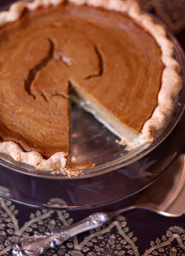 Butterscotch Sweet Potato Pie Recipe | ZoëBakes | Photo by Zoë François