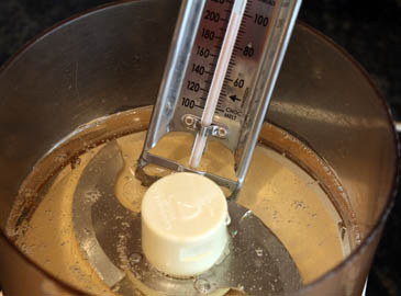 How to make poured Fondant for the tuile recipe