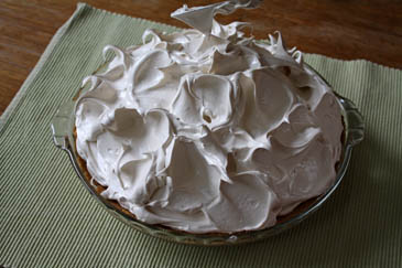 Lemon meringue pie recipe | ZoëBakes | Photo by Zoë François