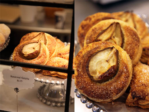 Pear Galette from The Salty Tart | ZoëBakes | Photo by Zoë François