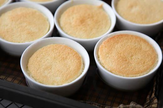 Meyer Lemon Pudding-Cake | photo by Zoë François